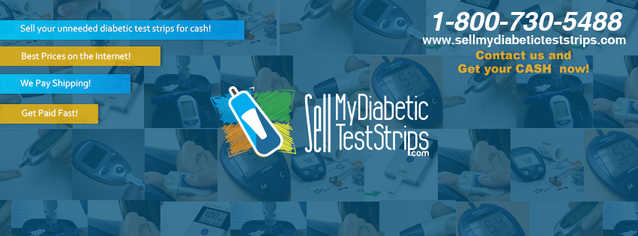 Cash For Your Diabetic Teststrips