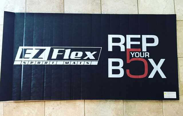 Get The Same Fitness Mats Used At Rep Your Box!