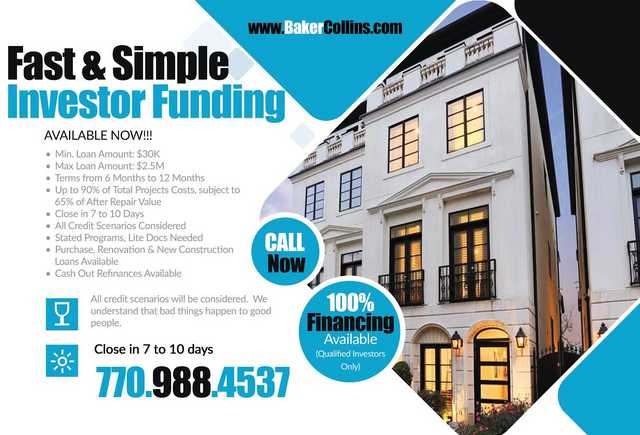Do You Need Funding Quickly For Your Next Real Estate Deal?