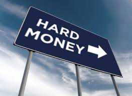 Hard Money: Commercial, Investment Or Residential (Non - Primary)