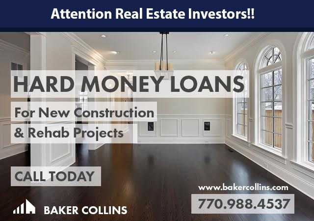 Investors! Easy Qualifying Rehab And Construction Loans!