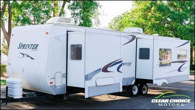 2005 Keystone Sprinter 320rls Travel Trailer
