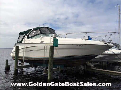 2002, 28' Sea Ray 280 Sundancer