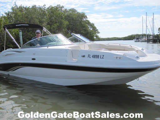 2003, 24' Chaparral 243 Sunesta With 2016 Trailer