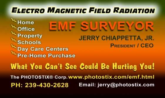 Emf Radiation Home & Property Testing Services