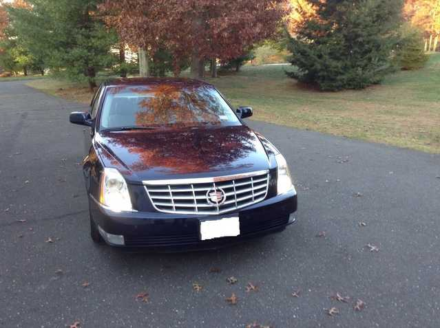 2007 Cadillac Dts Luxury One Package