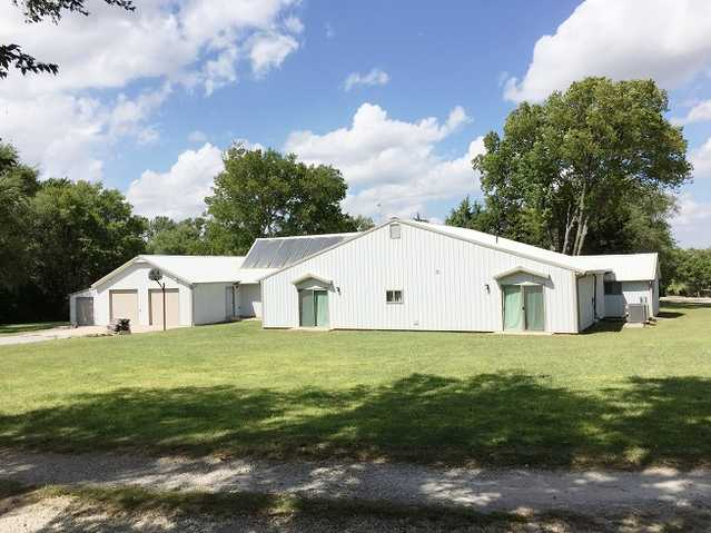 Spacious 3 Bedroom Home On 9.5 Acres, Rose Hill, Kansas
