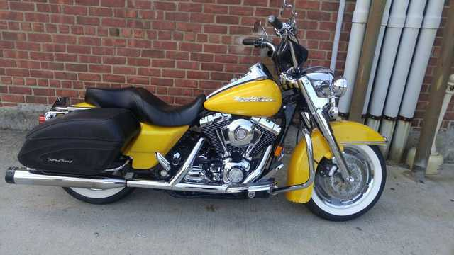 2005 Harley Davidson Road King Custom Flhrs Carb Model