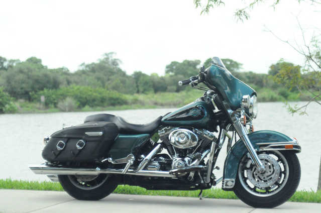 2000 Harley Davidson Electra - Glide Classic Flhtc