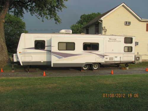 Pristine Conditions 2004 Fleetwood Terry Quantum 320 Dbhs