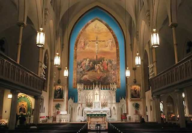 11 / 4 / 16 Latin Mass & Social For Catholic / Christian Professionals