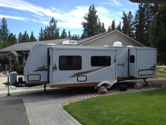 2008 Adirondack 27fk - Dsl Very Very Good Conditions