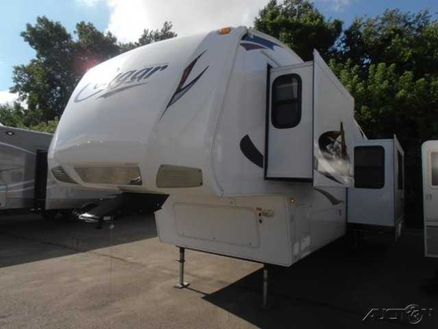 Very Cool 2009 Keystone Cougar 320srx Very Cool