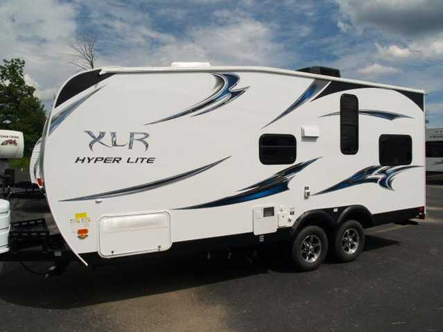 2012 Forest River Xlr 23 Hfb Excelent Conditions