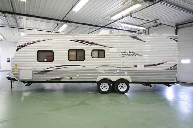 2012 Jayco Jay Flight 26bh Never Been Down