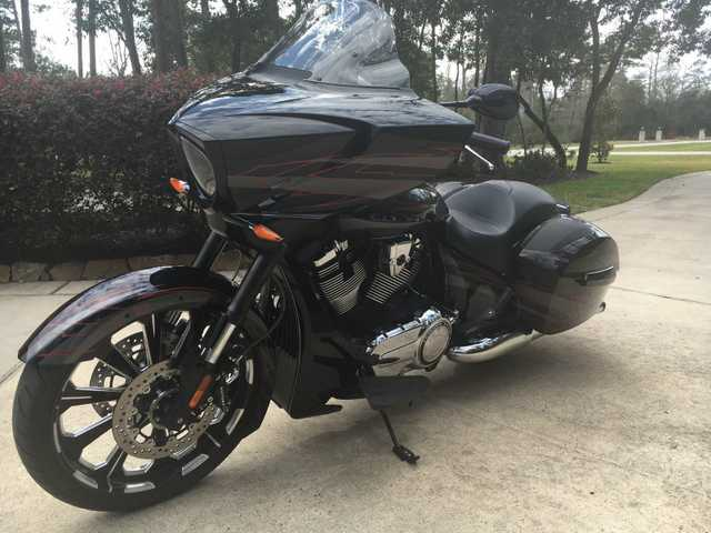 2016 Victory Cross Country X - 1 Magnum Bagger