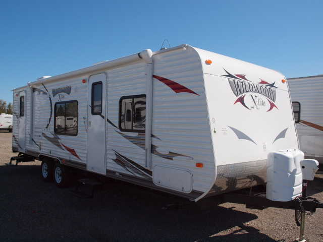 2013 Wildwood X - Lite 281bh Immaculate Condition