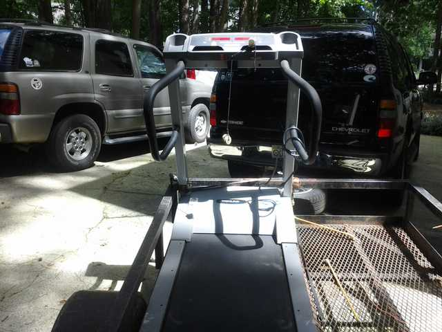 Exercising Machine In - Home Treadmill