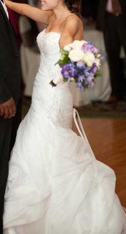 Diamond White Bridal / Wedding Dress