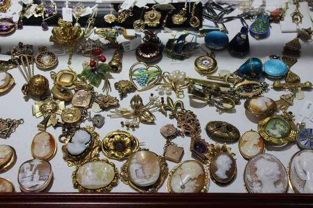 Timekeepers - Vintage Jewelry & More