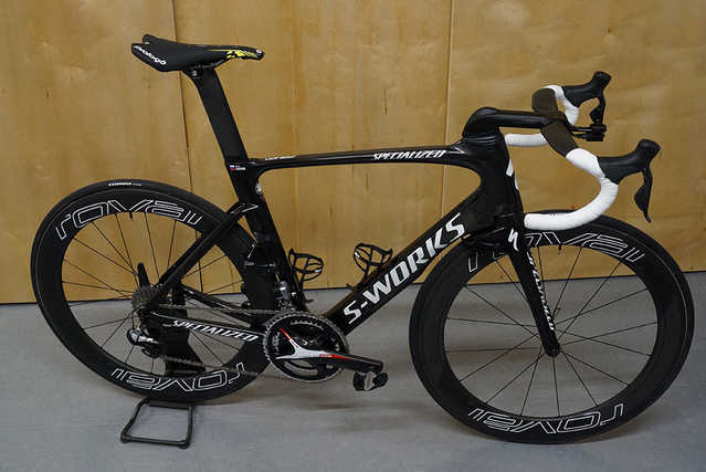 2016 Specialized S - Works Venge Vias Di2