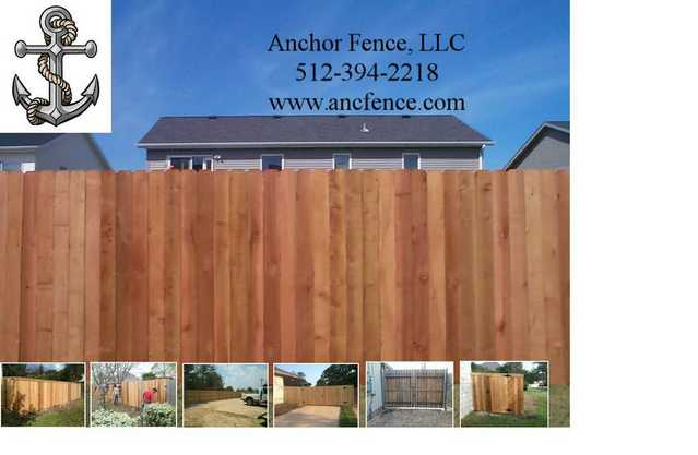 Anchor Fence Llc - Professional Fence Installation / Repair