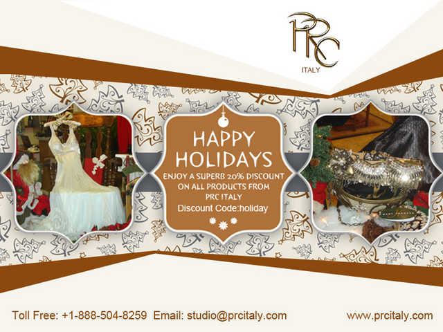 Special Holiday Offer - Prc Italy