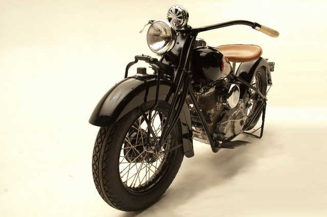1939 Indian Chief Motorcycle