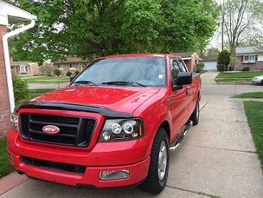 2004 Ford F - 150 Fx4 Extended Cab Pickup 4 - Door
