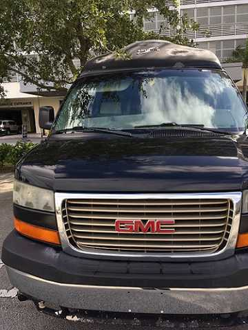 2004 Gmc Savana Conversion