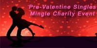 2 / 10 / 17 Pre - Valentine Catholic / Christian Singles Mingle Charity