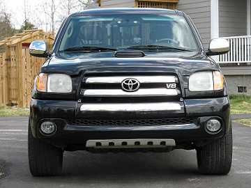 2004 Toyota Tundra Chrome