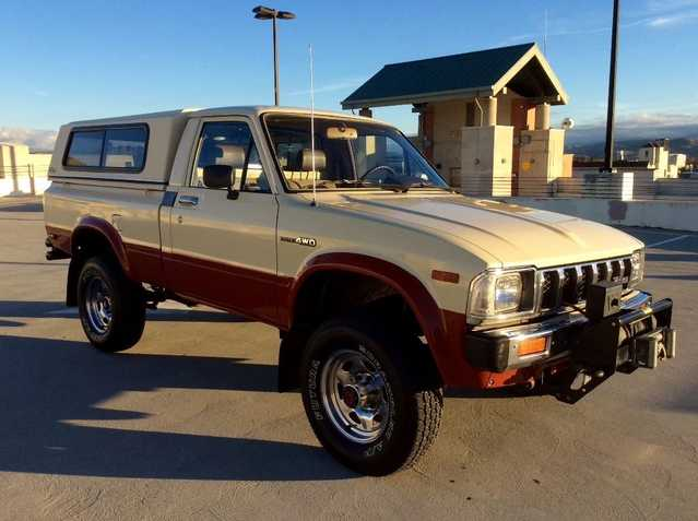 1983 Toyota Other Sr5