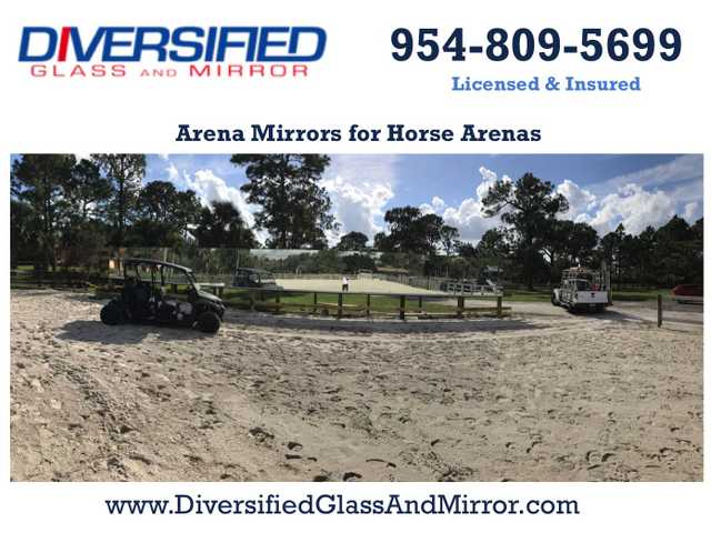 Miami + Sunrise, Fl:. Window Glass Repair, Mirror Repair & Removal