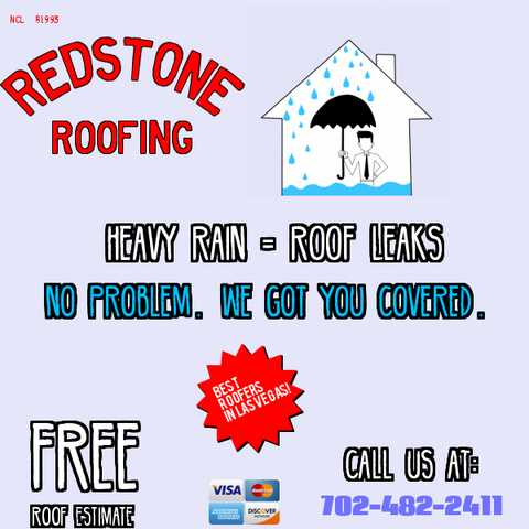 Roof Leaks Repairs - Free Estimate