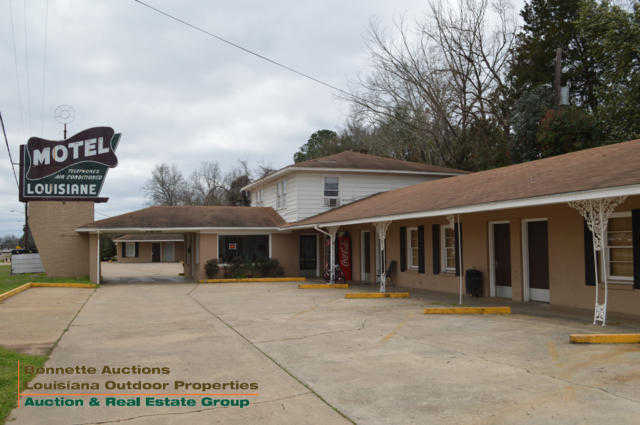 Natchitoches Commercial Property Auction
