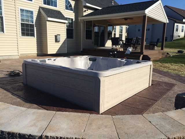 Hot Tubs - Custom Manufacturered In Pa