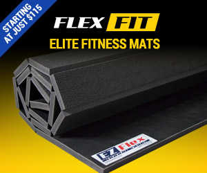 Flexfit Home Fitness Mats + Free Shipping