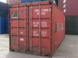 Storage Containers For Pickup Or Delivery