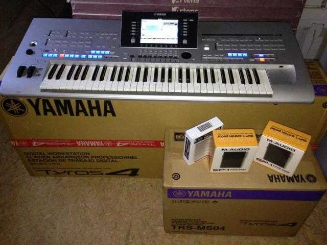Yamaha Tyros 4 Arranger For Sale @ $600