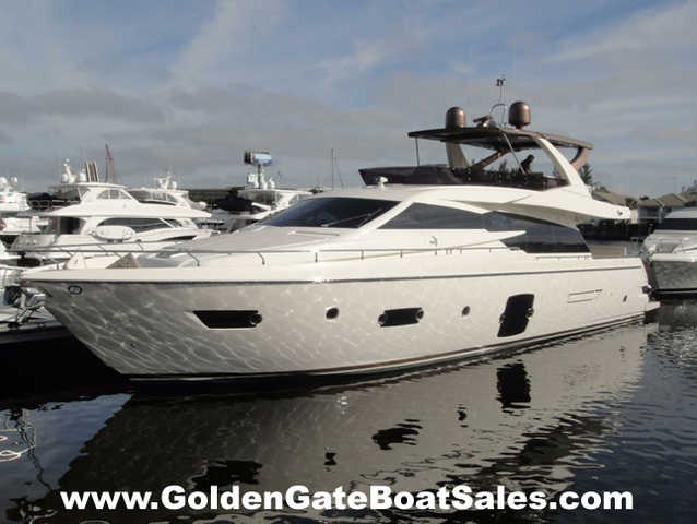 2015�ferretti Yachts 750 For Sale