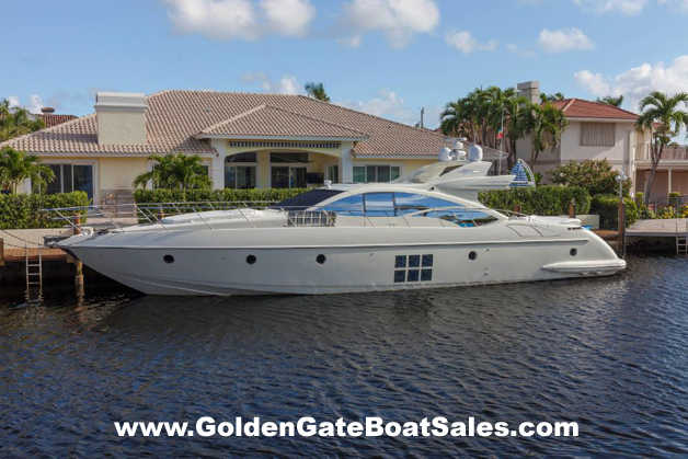 2010 68 Azimut 68s For Sale