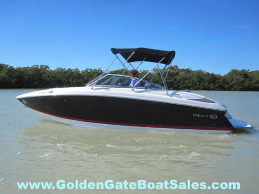2008 24 Cobalt 242 Bowrider For Sale