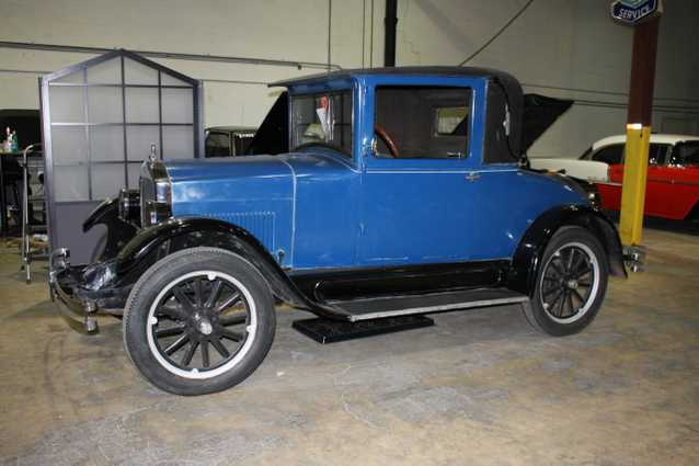 1926 Star Model M Coupster