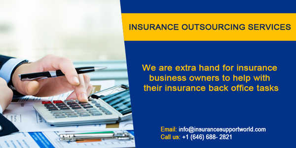 Expert Insurance Outsourcing Service Provider