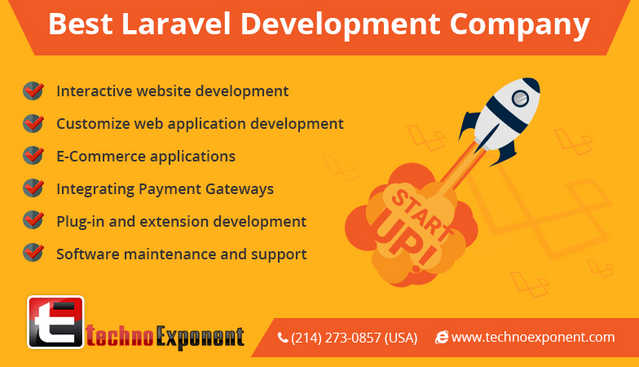Best Laravel Development Company