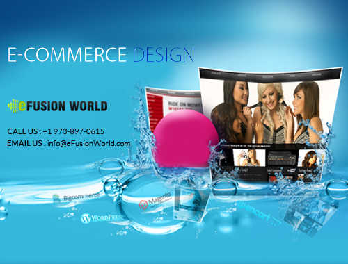 Custom Ecommerce Website Design Service In Nj