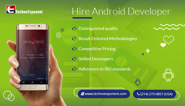 Hire Expert Android Developers At Efficient Cost