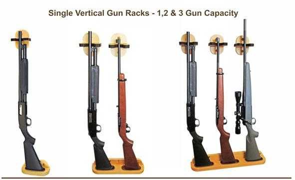 High Quality Racks For Your Weapons | Gun Racks