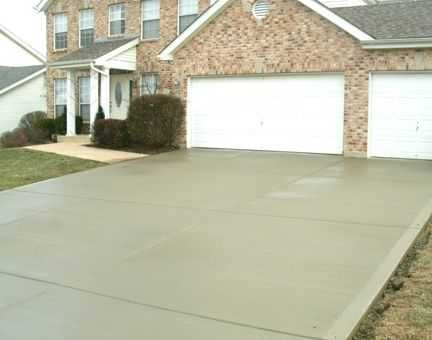 Winterize Your Concrete With G & P